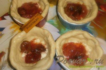Мини - пироги из теста на майонезе Шаг 10 (картинка)