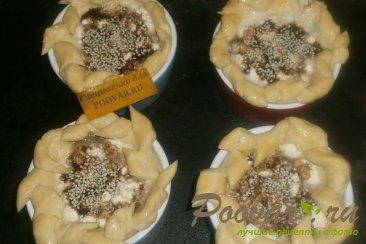 Мини - пироги из теста на майонезе Шаг 13 (картинка)