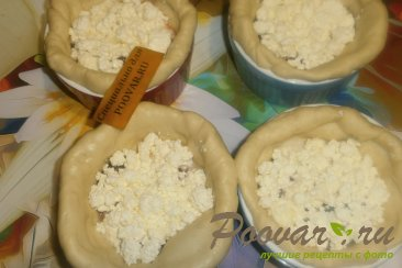 Мини - пироги из теста на майонезе Шаг 11 (картинка)