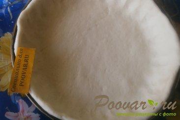 Пирог с шоколадно-тыквенным пюре Шаг 14 (картинка)