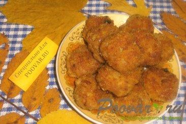 Куриные мини-котлеты с вялеными помидорами Шаг 13 (картинка)