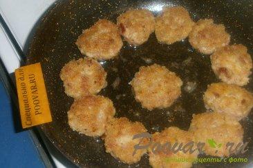 Куриные мини-котлеты с вялеными помидорами Шаг 11 (картинка)