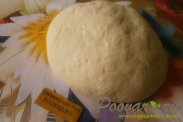 Пирог со сливой и орехами Шаг 8 (картинка)