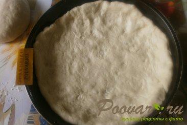 Пирог со сливой и орехами Шаг 10 (картинка)