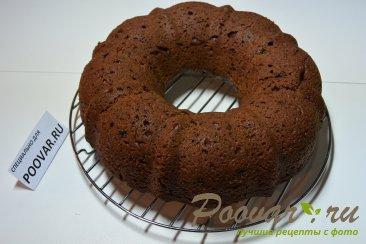 Постный кекс с вишневым вареньем и шоколадом Шаг 11 (картинка)