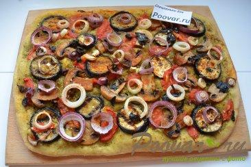 Постная пицца Шаг 16 (картинка)