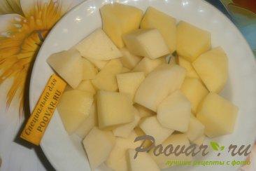 Баранина тушёная с овощами Шаг 8 (картинка)