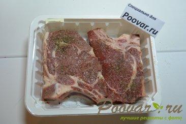 Рибай стейк (Rib steak) на гриле Шаг 1 (картинка)