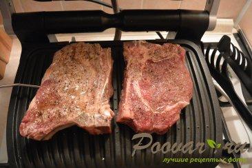 Рибай стейк (Rib steak) на гриле Шаг 3 (картинка)