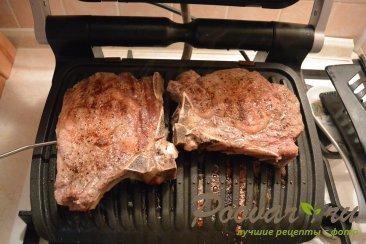 Рибай стейк (Rib steak) на гриле Шаг 4 (картинка)