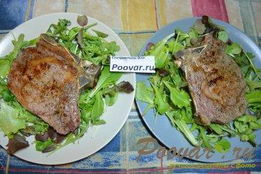Рибай стейк (Rib steak) на гриле Шаг 7 (картинка)