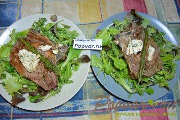 Рибай стейк (Rib steak) на гриле Шаг 8 (картинка)