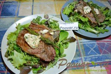 Рибай стейк (Rib steak) на гриле Шаг 10 (картинка)