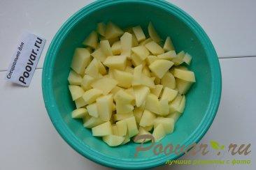 Простая солянка с колбасой и картошкой Шаг 8 (картинка)