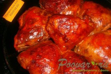 Куриные бёдра в томатно-майонезном соусе Шаг 9 (картинка)