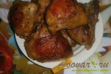 Куриные бёдра в томатно-майонезном соусе Шаг 6 (картинка)