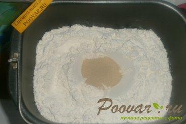 Пирог из рулетиков с грибами и сыром Шаг 2 (картинка)