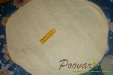 Лепёшки с сыром и чабрецом Шаг 9 (картинка)