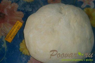 Лепёшки с сыром и чабрецом Шаг 7 (картинка)