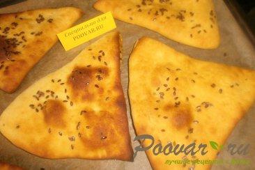 Лепёшки с сыром и чабрецом Шаг 18 (картинка)