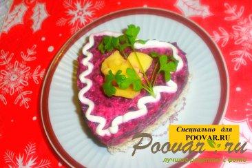 Закуска из свеклы и сыра Изображение