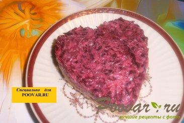 Закуска из свеклы и сыра Шаг 5 (картинка)