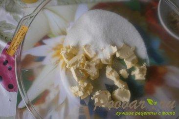 Шоколадно-ореховый кекс с финиками Шаг 1 (картинка)