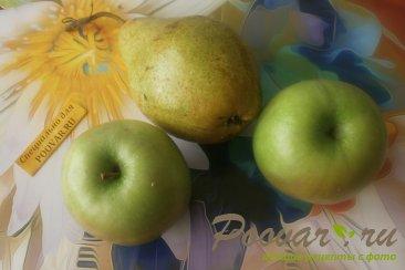 Слойки с грушей и яблоком Шаг 1 (картинка)