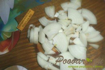 Макароны с куриными сердечками и вялеными помидорами Шаг 2 (картинка)