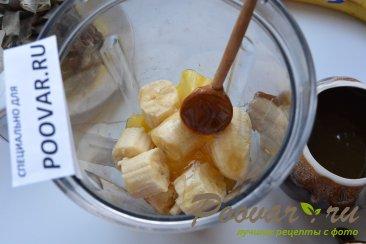 Молочный коктейль с бананом и ананасом Шаг 3 (картинка)