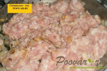 Лепёшки турецкие гёзлеме с мясом Шаг 7 (картинка)