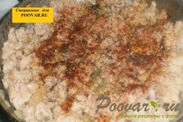 Лепёшки турецкие гёзлеме с мясом Шаг 8 (картинка)