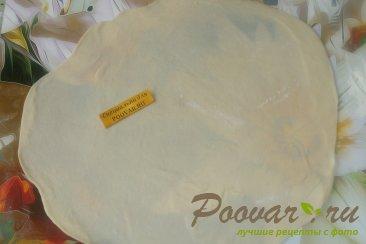 Лепёшки турецкие гёзлеме с мясом Шаг 12 (картинка)