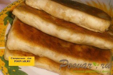 Лепёшки турецкие гёзлеме с мясом Шаг 19 (картинка)