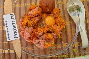 Фрикадельки с грибами в сливочном соусе Шаг 4 (картинка)