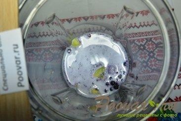 Смузи из замороженной черники, голубики и киви Шаг 3 (картинка)