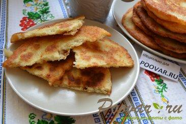 фото рецепт пошагово приготовить лепешку с сыром