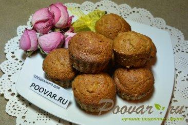 Карамельные кексы из ирисок с ананасом Изображение