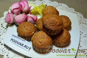 Карамельные кексы из ирисок с ананасом Шаг 14 (картинка)