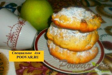 Яблочное печенье Изображение