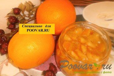 Рецепты апельсинового варенья с имбирем