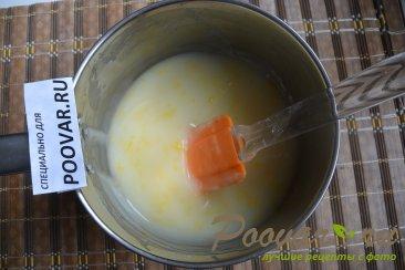 Торт без яиц и масла Шаг 11 (картинка)