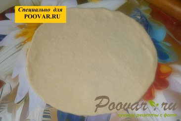 Лепёшки на молоке Шаг 6 (картинка)