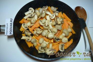 Жареный батат с грибами Шаг 3 (картинка)