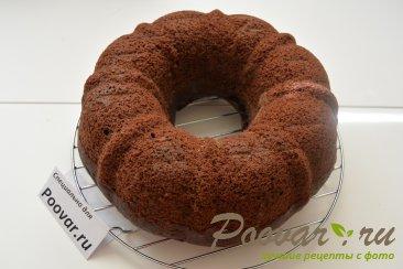 Постный шоколадный кекс Шаг 7 (картинка)