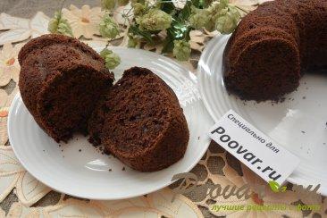 Постный шоколадный кекс Шаг 9 (картинка)