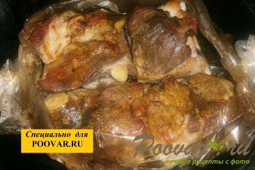 Свиные рёбра с черносливом и курагой в рукаве Шаг 7 (картинка)