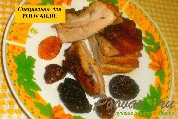 Свиные рёбра с черносливом и курагой в рукаве Шаг 9 (картинка)