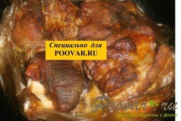Свиные рёбра с черносливом и курагой в рукаве Шаг 8 (картинка)