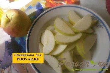 Печенье с яблоком из творожного теста Шаг 6 (картинка)